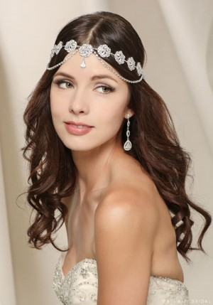 Bel Aire Headpiece 6520