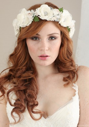 Bel Aire Headpiece 6650