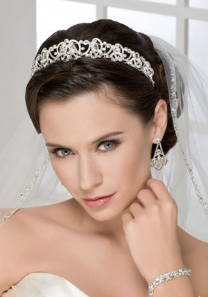 Bel Aire Headpiece 6210